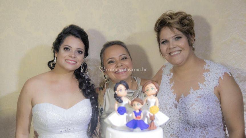 Fernanda e Jéssica