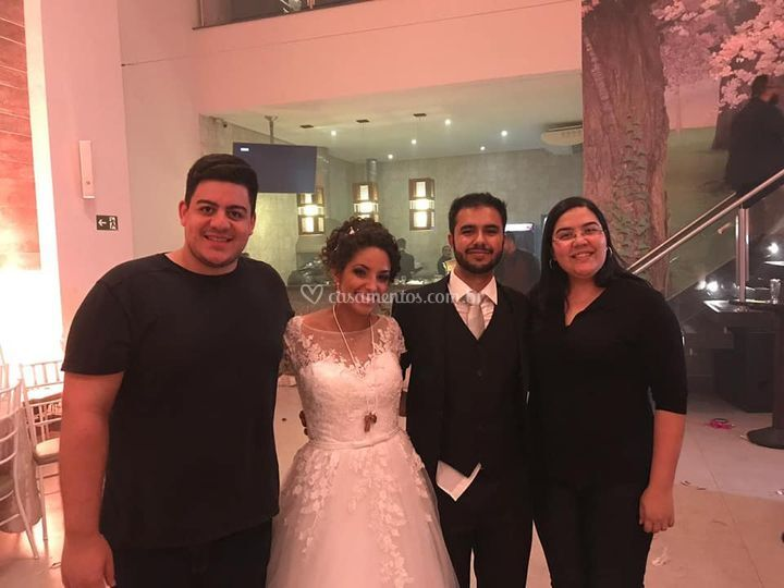 Casamento Fernanda&Wellington