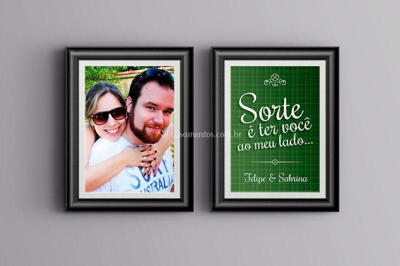 Felipe&Sabrina - Quadros