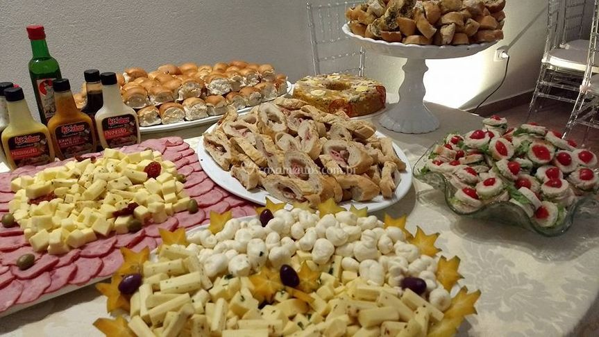 Mafra's Buffet