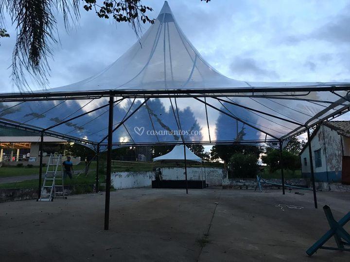 Diferencial em tendas