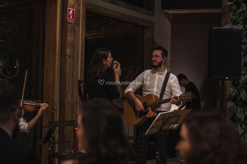 Mari e Gu Música Voz e Violão