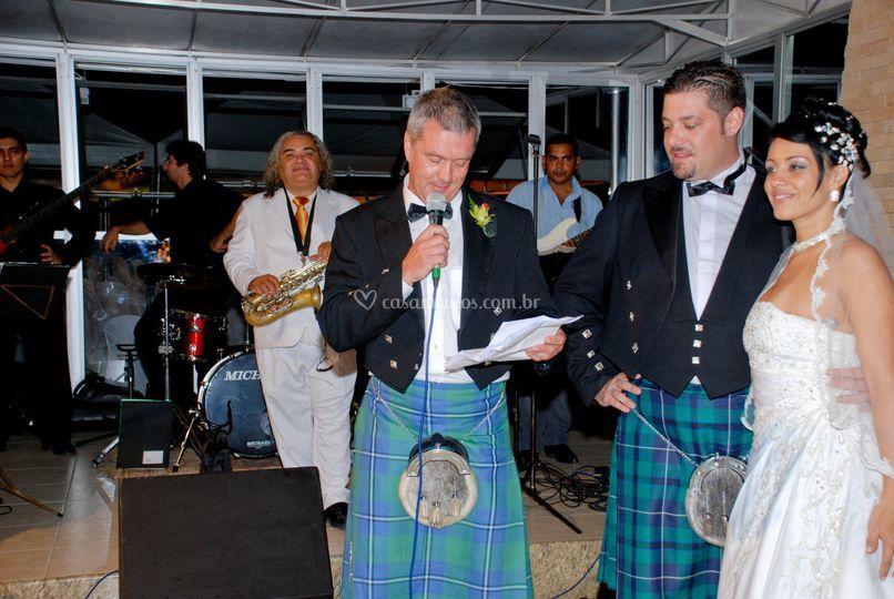 Casamento Escocês