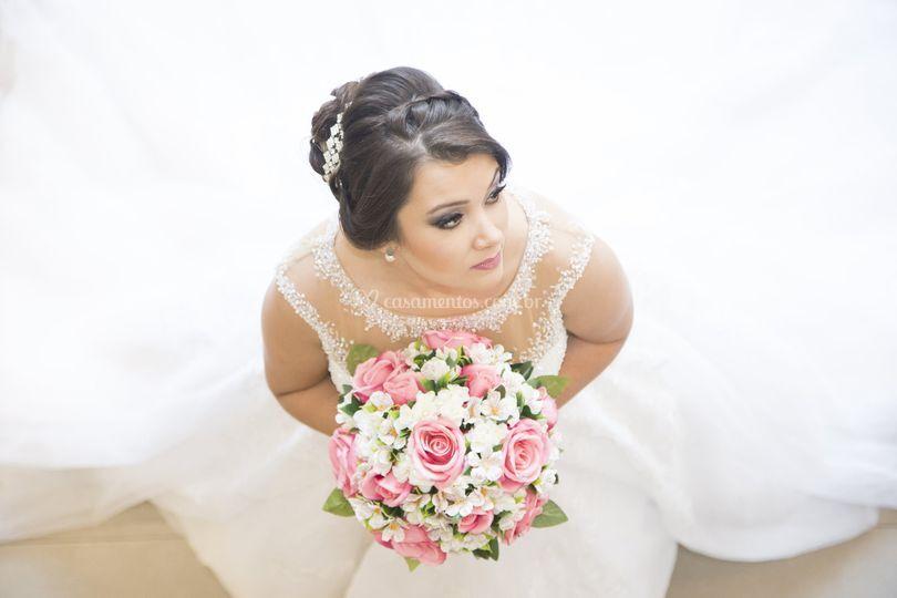 Vestido de Noiva Callas