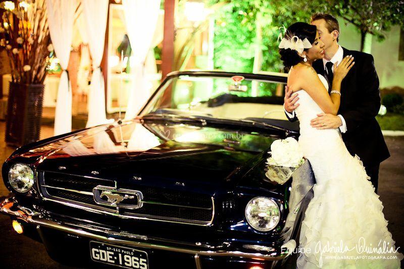 Casamento Mustang