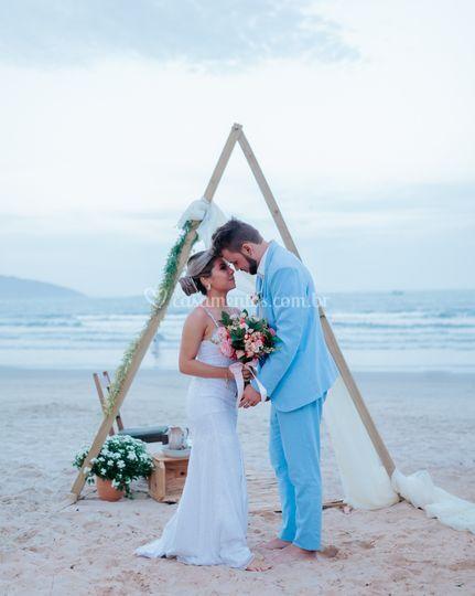 Casamento Garopaba