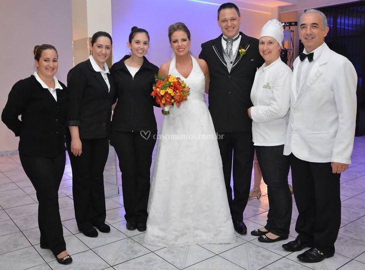 Casamento Aline e Daniel