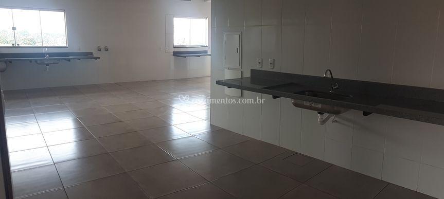 Casa Flor - Cozinha 1