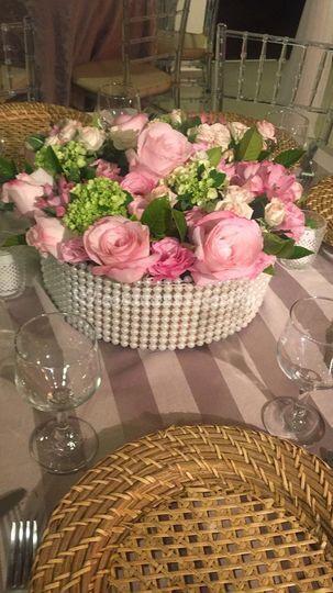Centro baixo de rosa