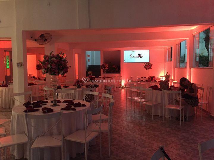 Cerimônia X-Casa de Festas