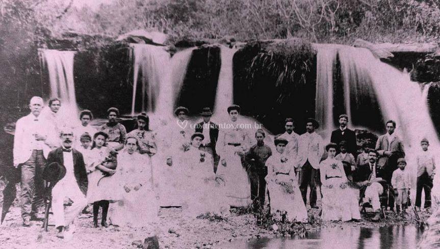 1° casamento 1906