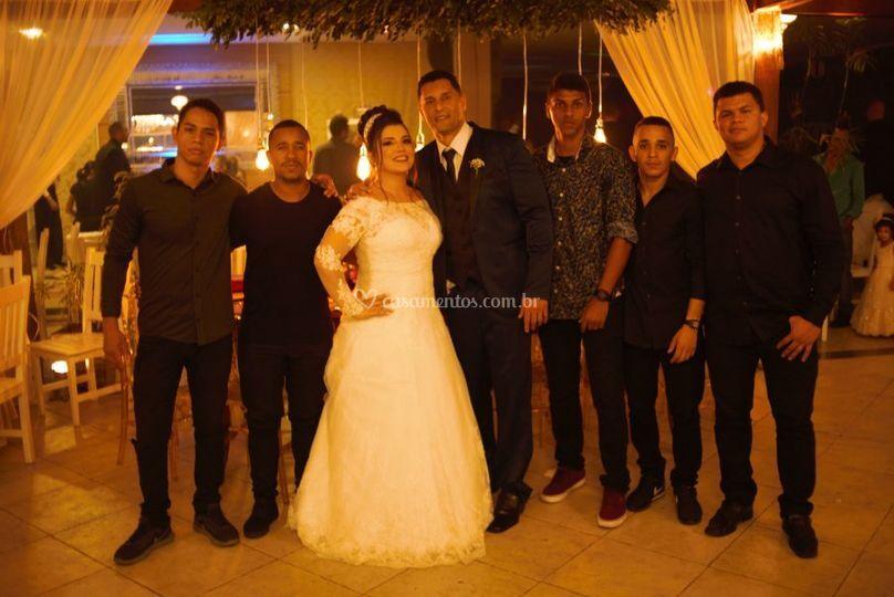 Casamento Juliana e Alessandro