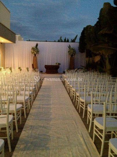 Espaço de Cerimônia