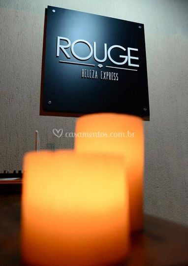 Sejam bem-vindas de Rouge Beleza Express