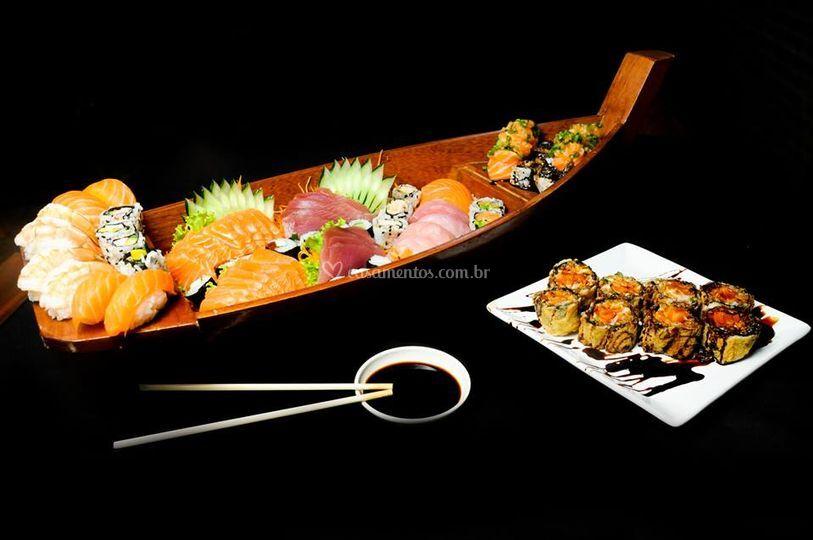 Buffet Japonês