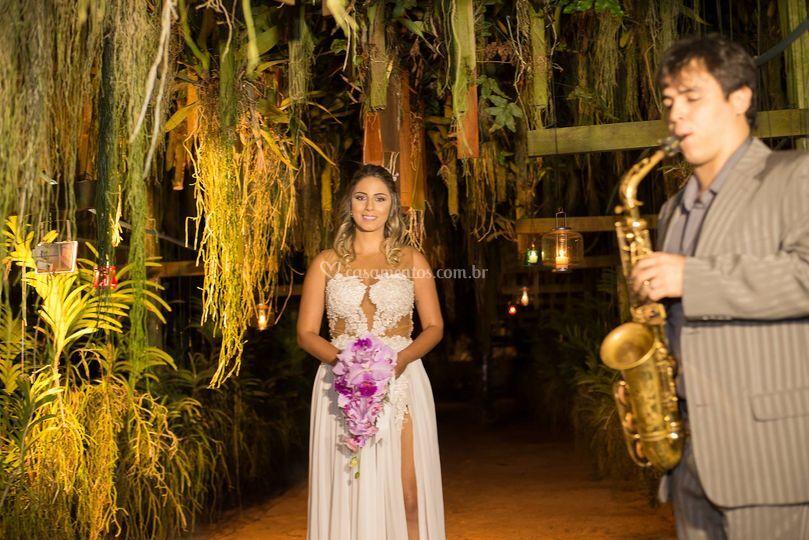 Casamento orquidário