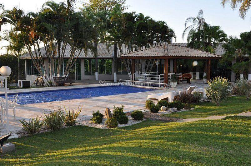 Soberba piscina
