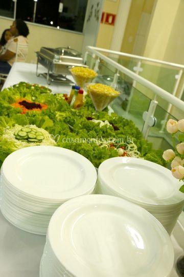 Nosso Buffet de salada