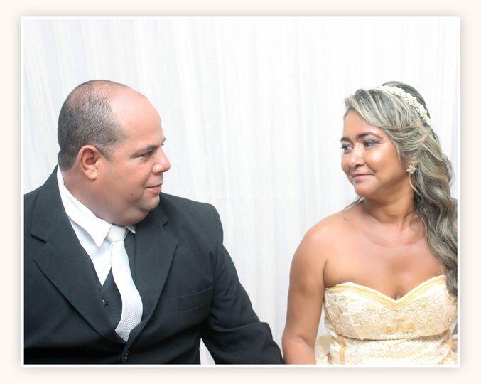 Casamento Edma e Charles