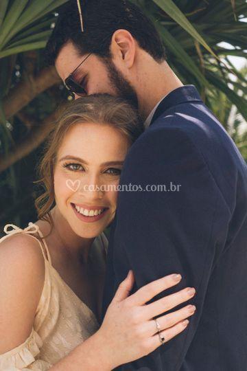 Renata e Marco Aurelio