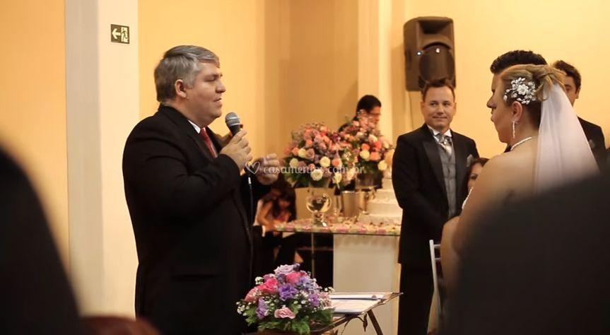 Carlos Eduardo Mestre de Cerimônia