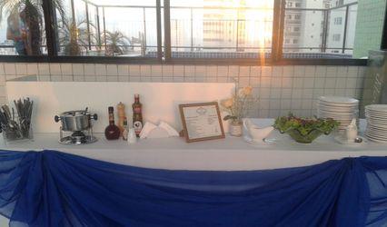 Buffet de Crepe Sara Braga 1