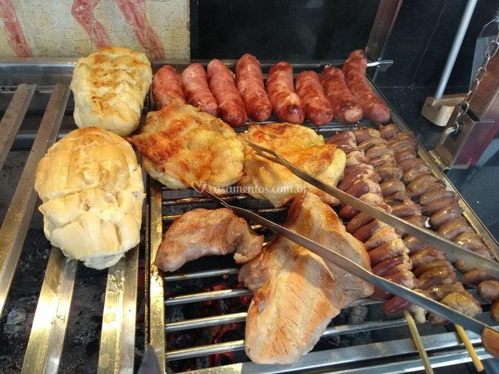 Buffet Churraskincasa