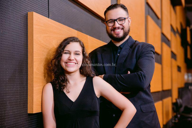 Marina e Rafael Figueredo