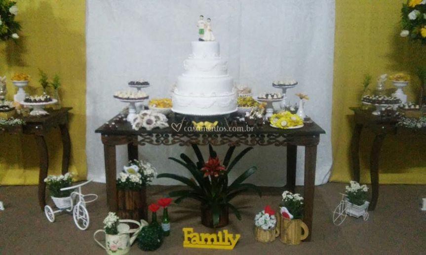 Primícia Buffets & Decorações