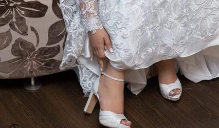Divalentina Sapatos para Noivas e Festas 1