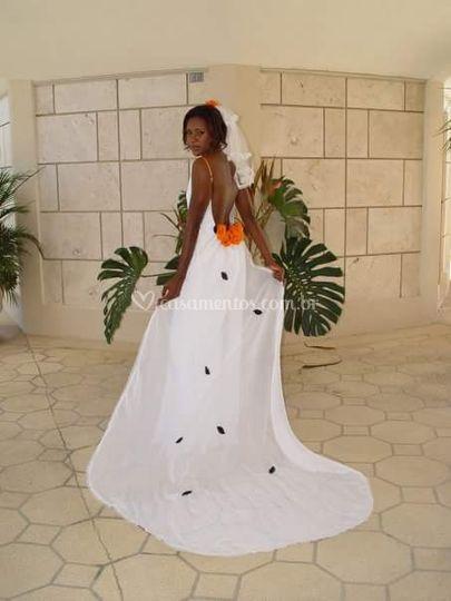 Vestido de noiva Yolanda
