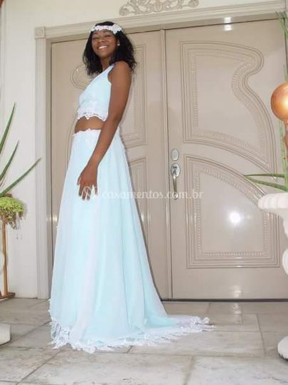 Vestido de noiva Mary