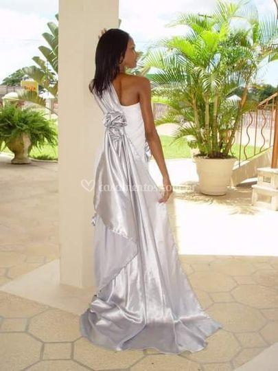 Vestido de noiva Greco