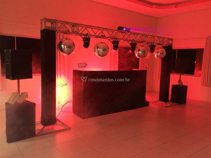 Edd Barros DJ Estrutura Trave