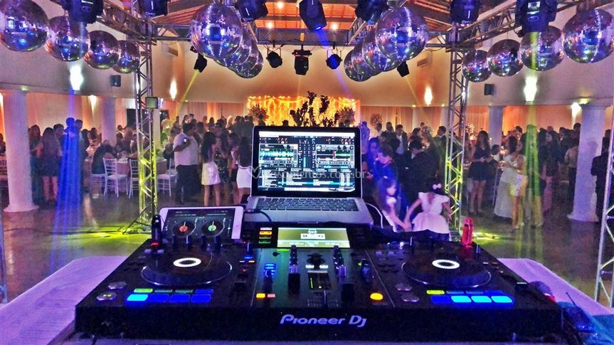 Edd Barros DJ Pista de Dança
