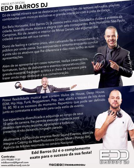 Release Edd Barros DJ