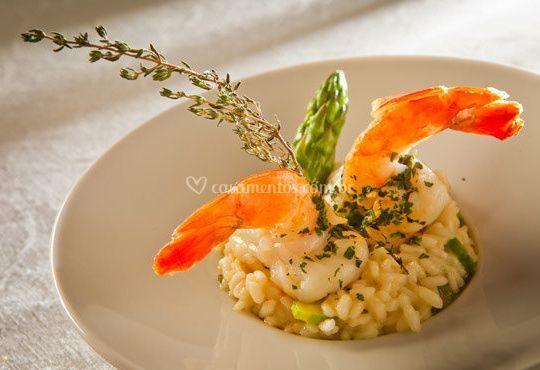 Cozinha do mar