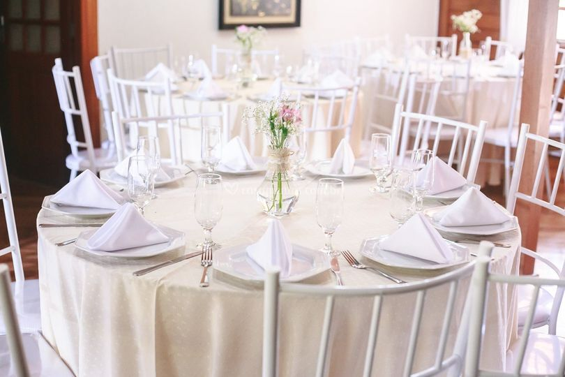 Salão Mini Wedding