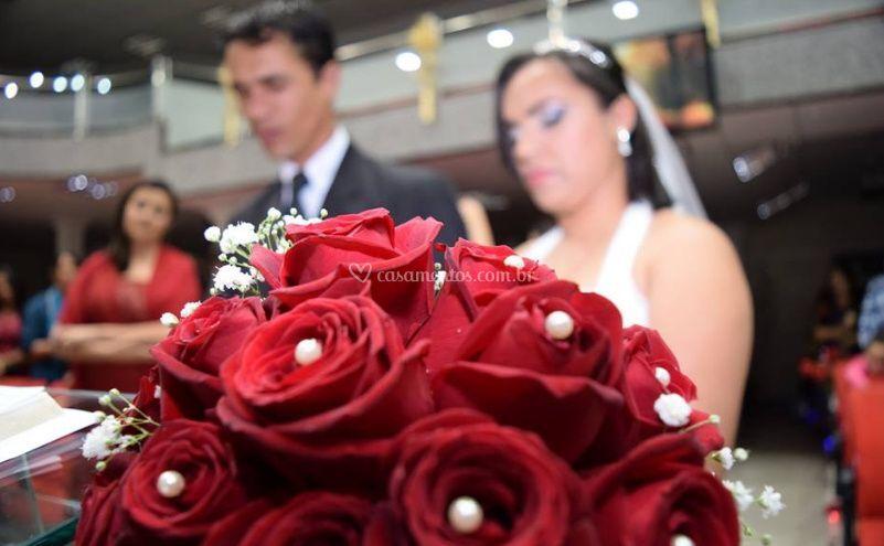 Espetacular casamento