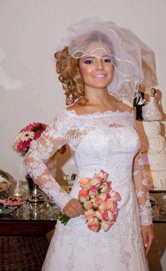 Linda noiva