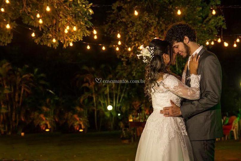 Casamento Wailler e Leticia