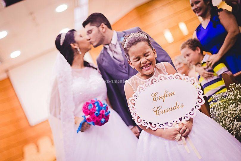 Casamento Kathy e André