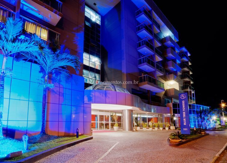 Hotel Blue Tree Towers Macaé