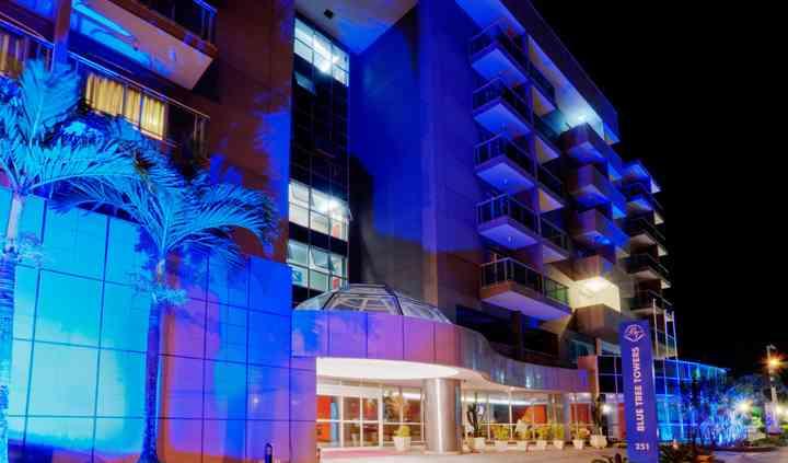 Hotel Blue Tree Towers Macaé