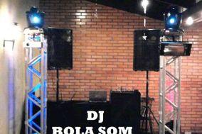 DJ Bola Som Iluminação Imagem e Estruturas