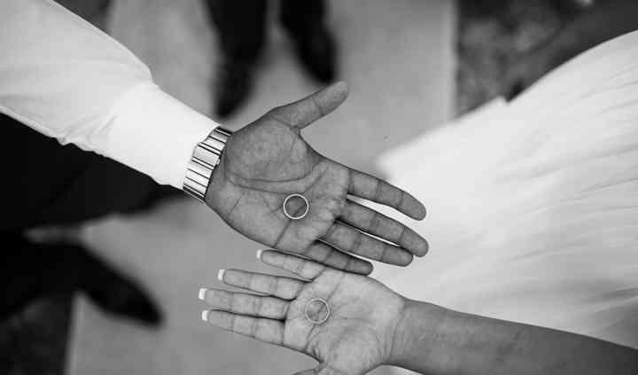 Kéziah e Mackson - Casamento