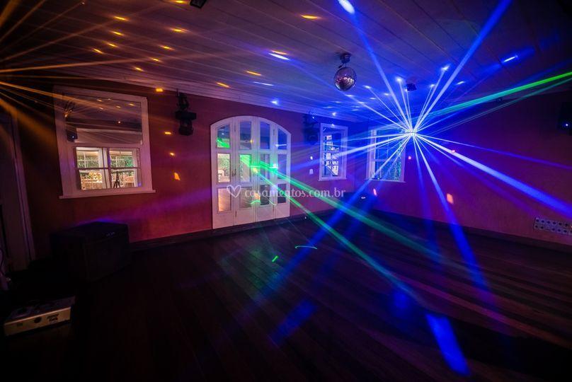 Espaço DJ