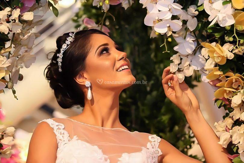 O amor é como uma flor