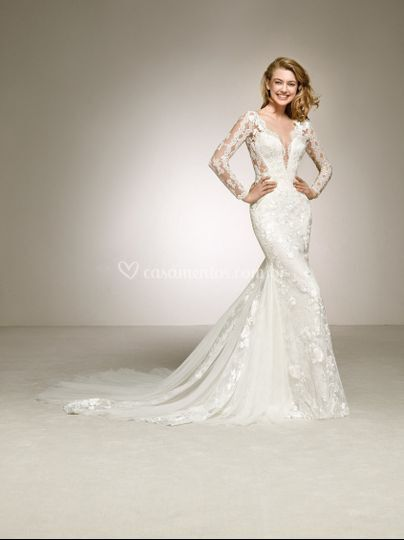 Vestido Pronovias Damaris