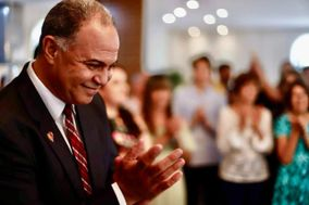 Celebrante Valter Silva